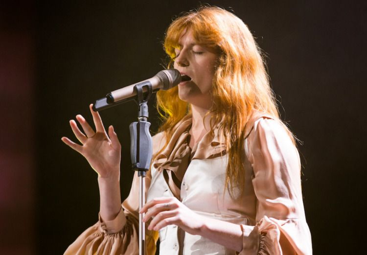 Florence Machine announce album - alexyoung231 | ello