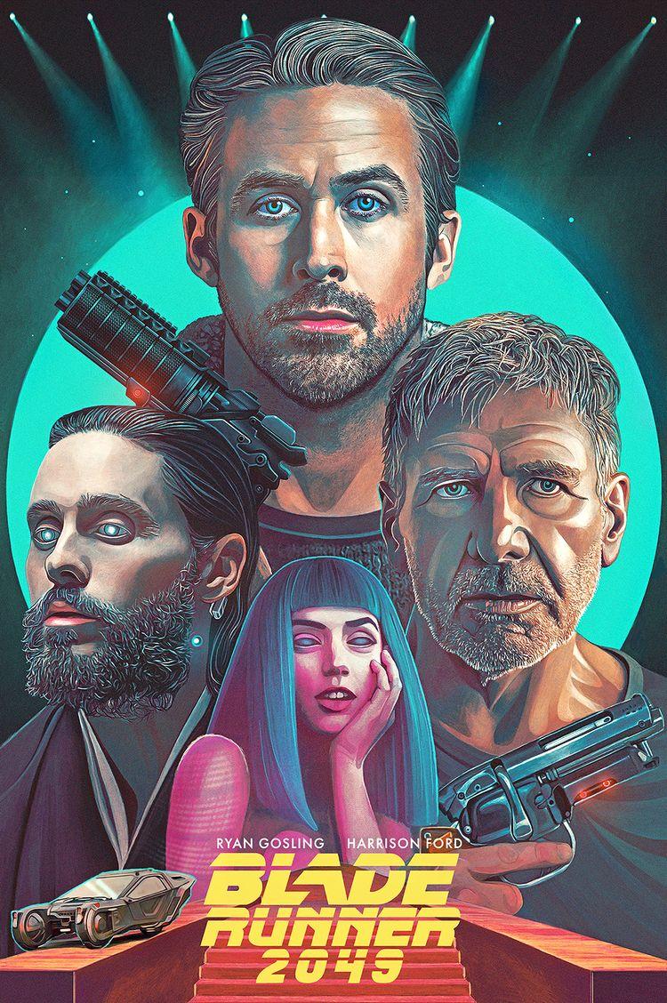 Blade Runner 2049 Poster | - nickybarkla | ello