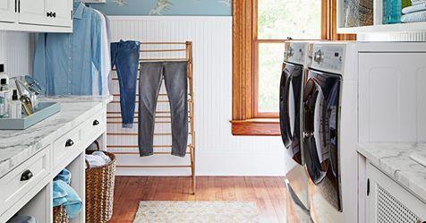 15 Inspiring Laundry Room Ideas - ultimatelifestyle | ello