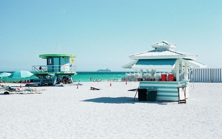 south beach scenes - analog, filmisnotdead - tatebot | ello