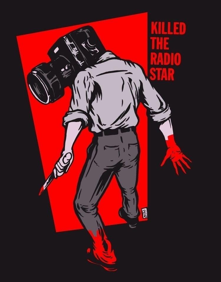 Killed Radio Star - thomcat23 | ello