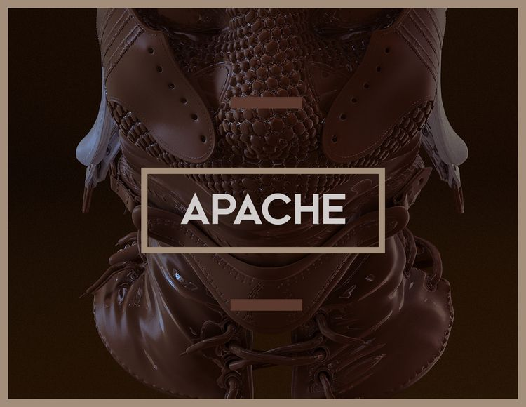APACHE NastPlas - contemporary, creativedirection - nastplas | ello