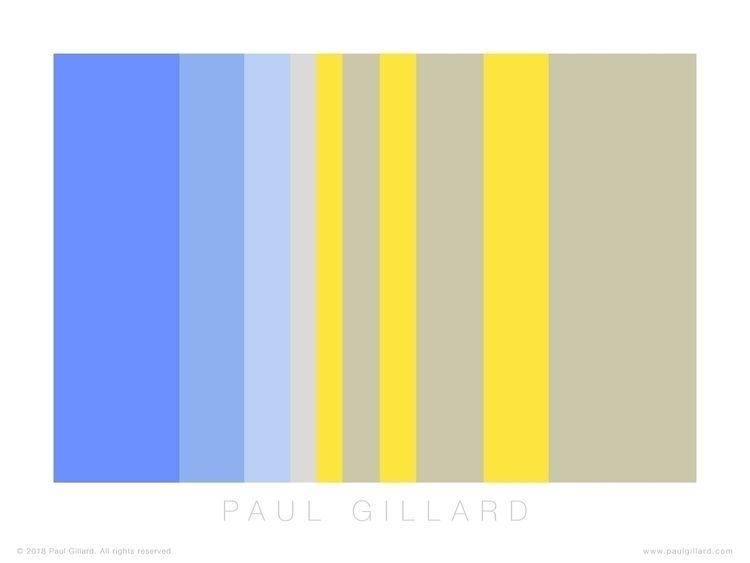 Title: 'Stripes - design 002 - stripes - paulgillard | ello