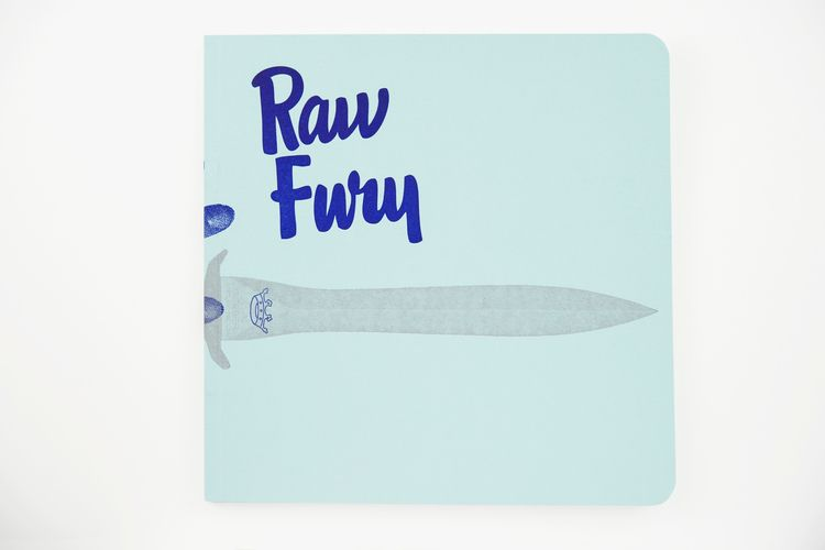 Raw Fury (ISSN 2327-6002) 2018  - flatlands-press | ello
