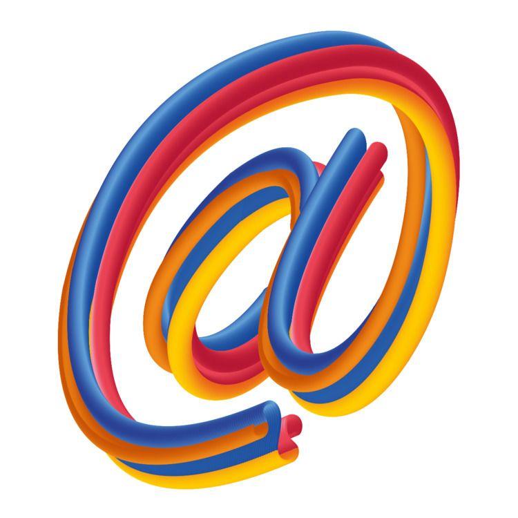 Asperand sign symbol ) / IG:@el - rodzarain | ello