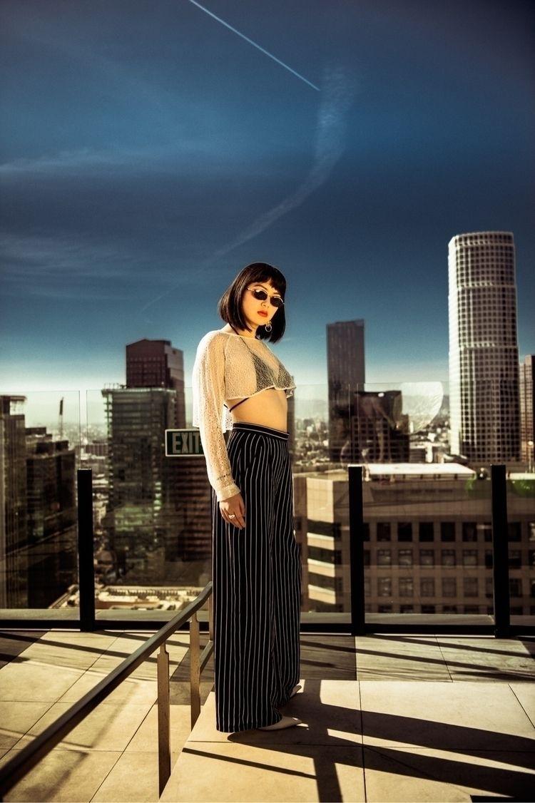 Diane rooftop LA - malikesidibe2018 - malikesidibe | ello