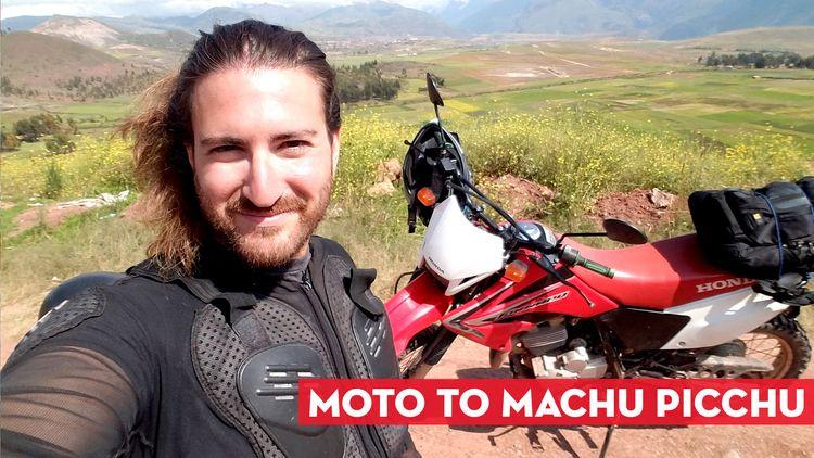 people train Machu Picchu, Kris - travelislifeorg   ello