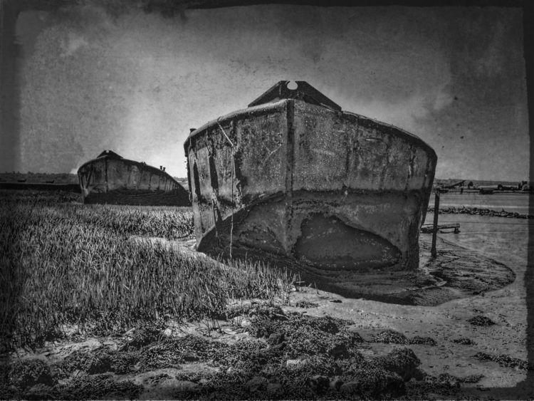 Concrete Barges (2018) yesterda - phil_levene | ello