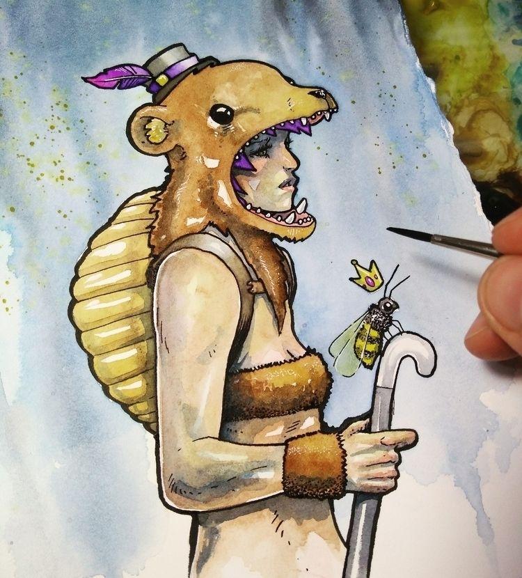 standard Bear-errr - bearhat, beekeeper - codyvrosh | ello