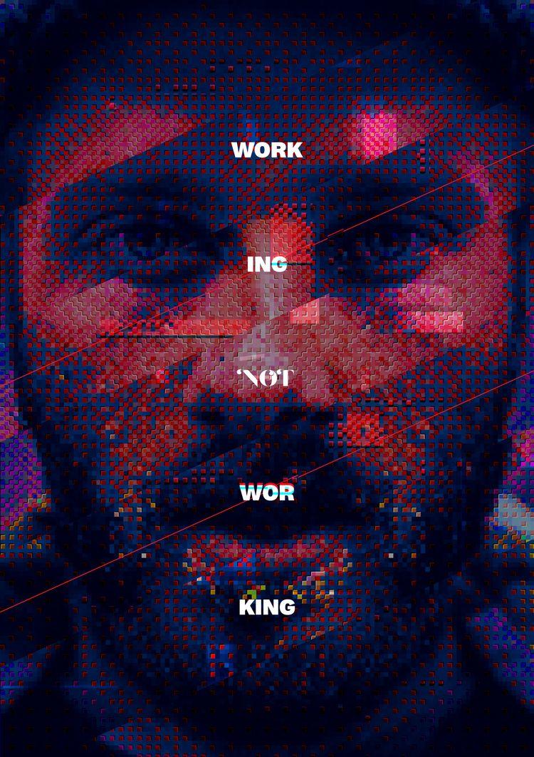 work king 324 - 365, design, everyday - theradya | ello