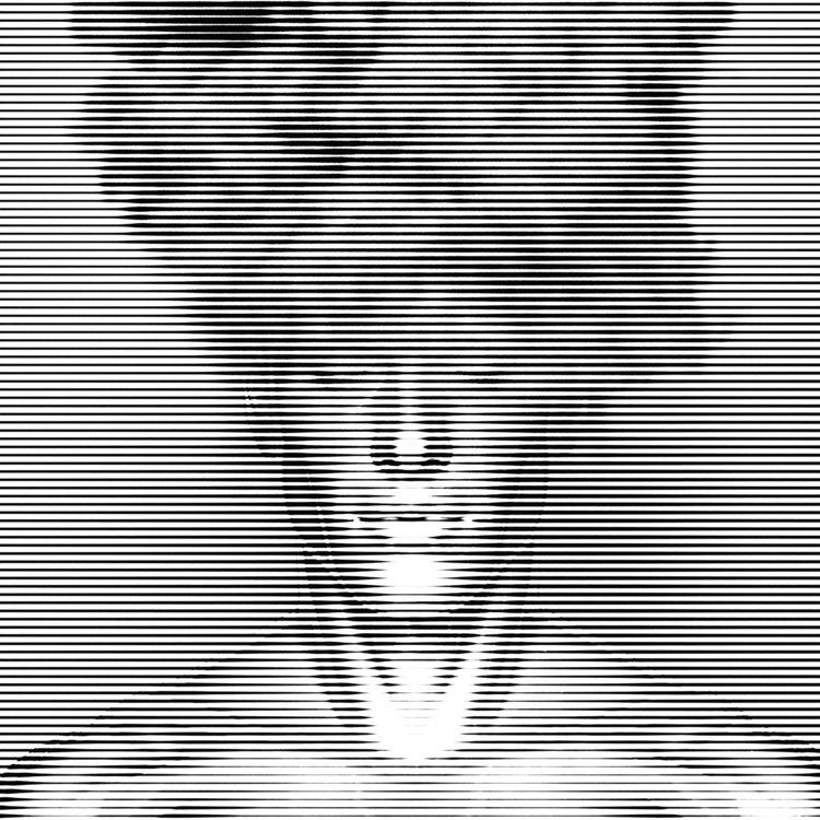 Black white Mind Blown - Glitche - z3rogravity | ello