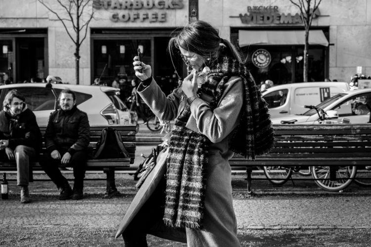 streetphotography, blackandwhitephotography - boshkotrajkovski | ello
