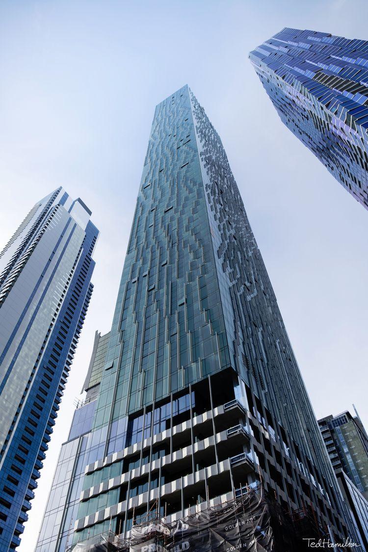 Top Melbourne CDB - architecture - tedhamilton   ello