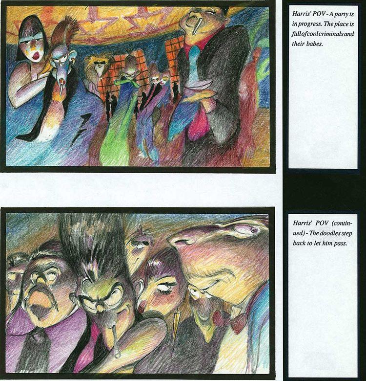 CLICK view brilliant storyboard - animationresources | ello