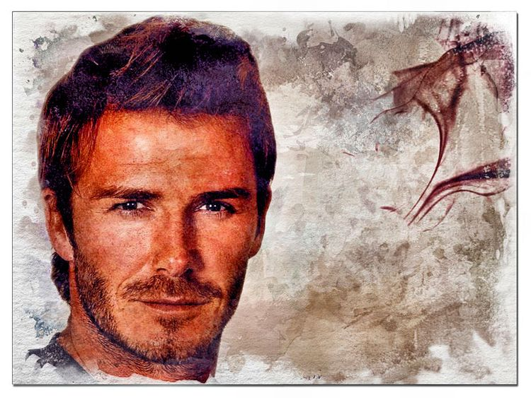 Morphing 064. David Beckham (En - drakre52 | ello