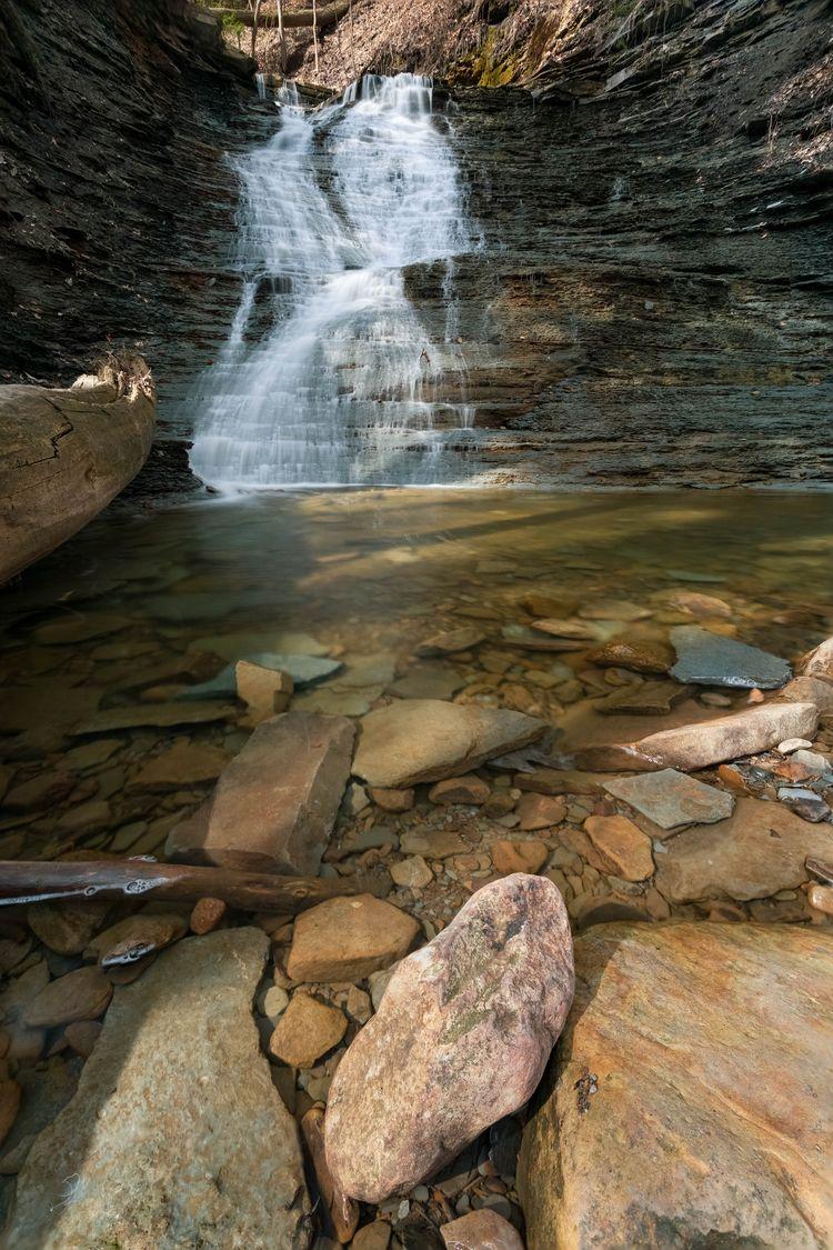 Spring creek rolling gentle slo - toddhphoto | ello