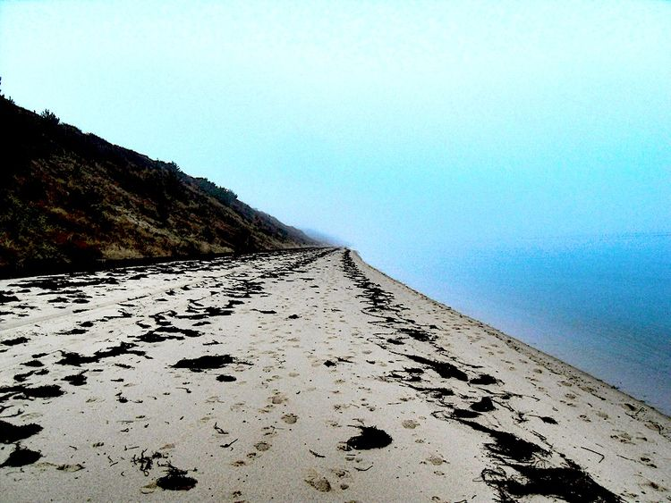 Chill, rainy morning North Trur - eurig | ello