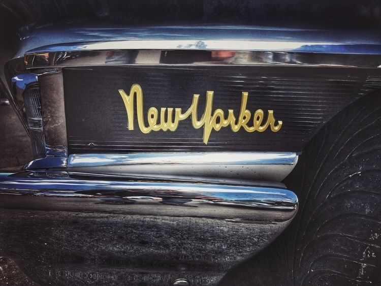 Yorker - fineartphotography, classiccars - hollingsworth | ello