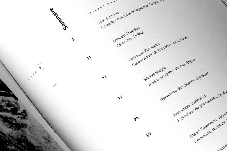 détail catalogue claudi casanov - ateliersandrabinder | ello