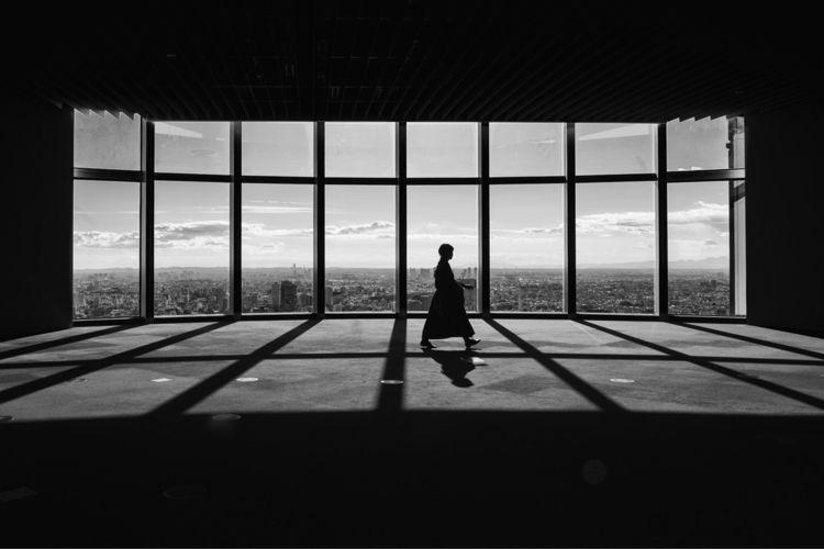Roppongi, Tokyo - blackandwhitephotography - kawarachan | ello