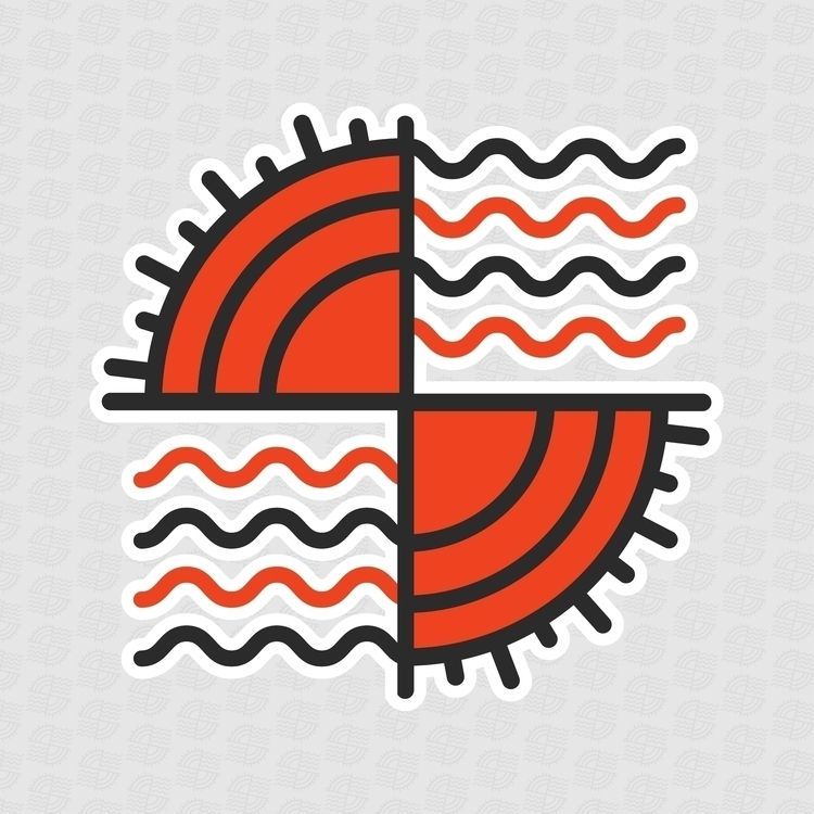 Summer Pin :) ARTMKER DRIBBBLE  - artmker | ello