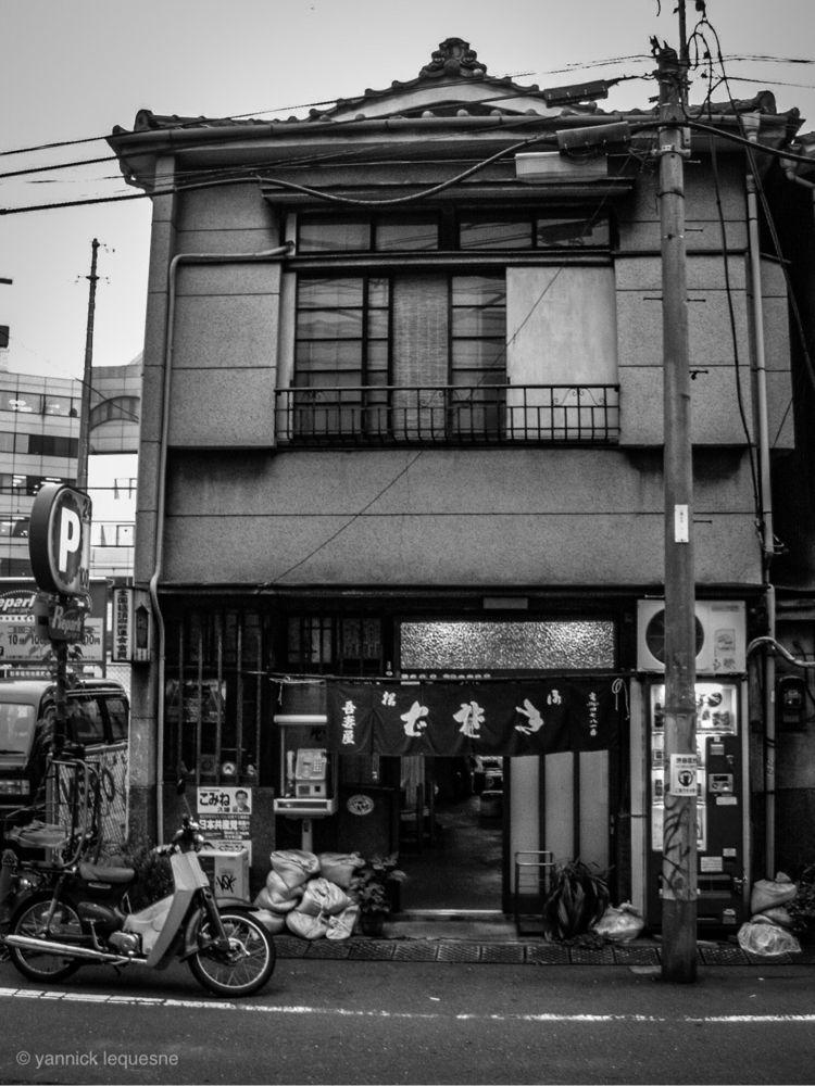 Restaurant, Tokyo - blindeffect   ello