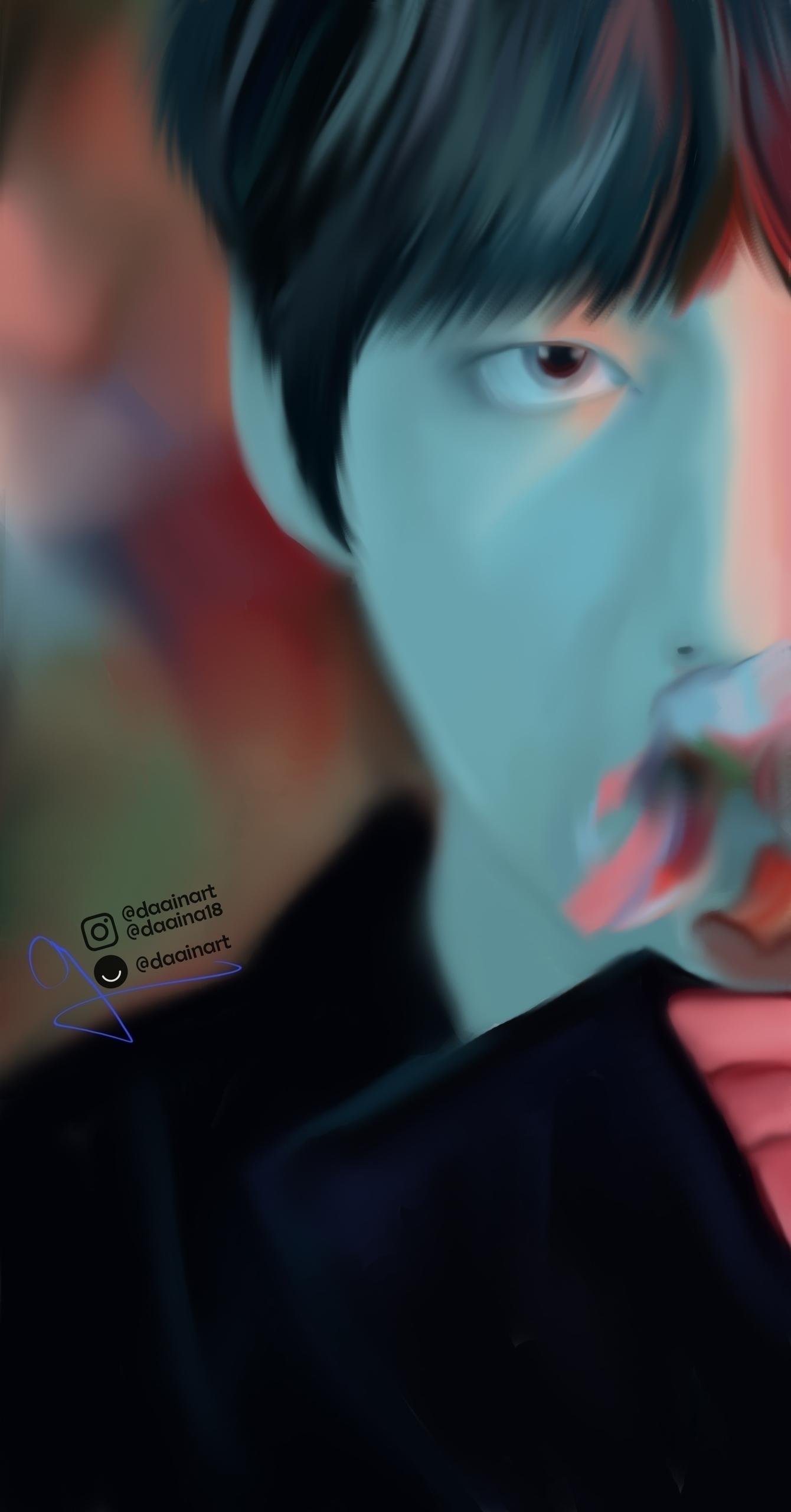 BTS Bangtangboys Intro Singular - daainart | ello