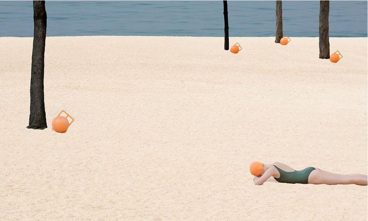 Stillness series Valentina Loff - inag | ello