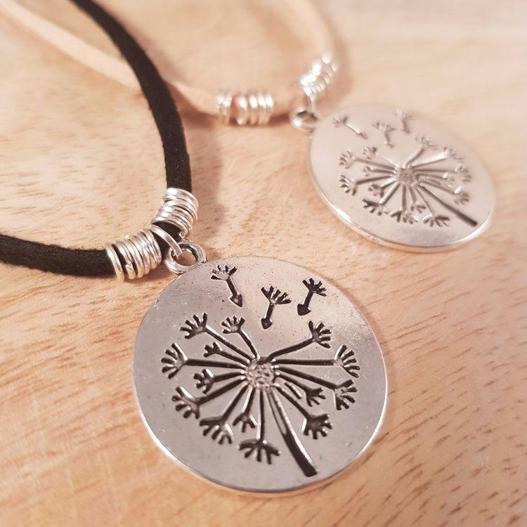 Silver pendants suede range sty - yiskadesigns | ello