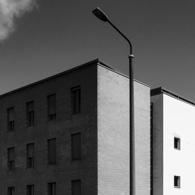 BLOCK GER, 2018 - photography, blackandwhite - pezzido | ello