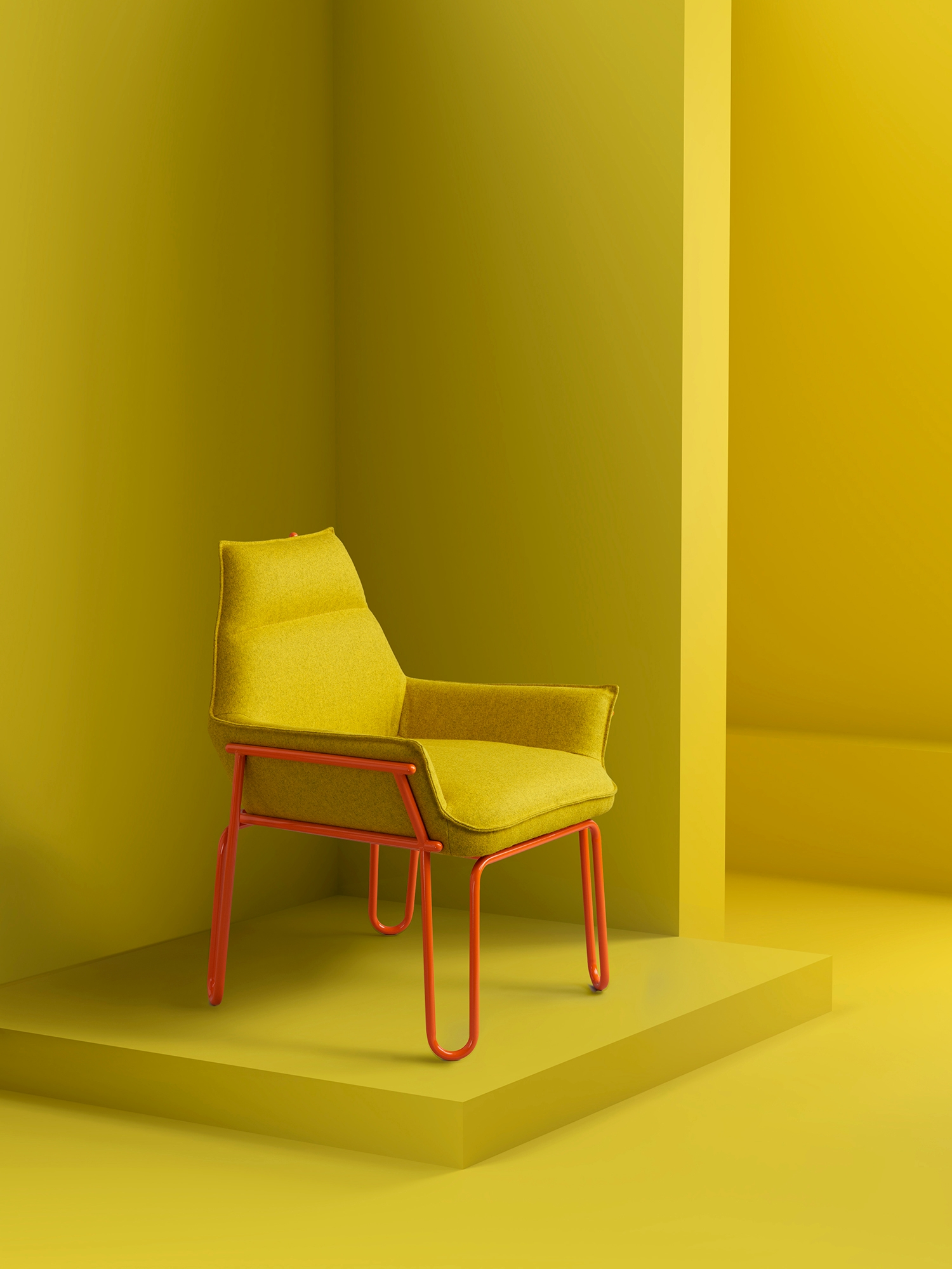 Sister Chair designed Tom Hanco - doweljones | ello