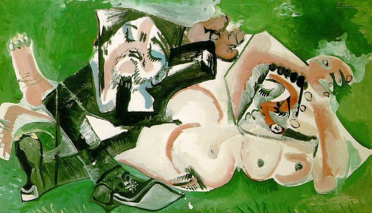sleepers, 1965, Pablo Picasso S - modernism_is_crap | ello