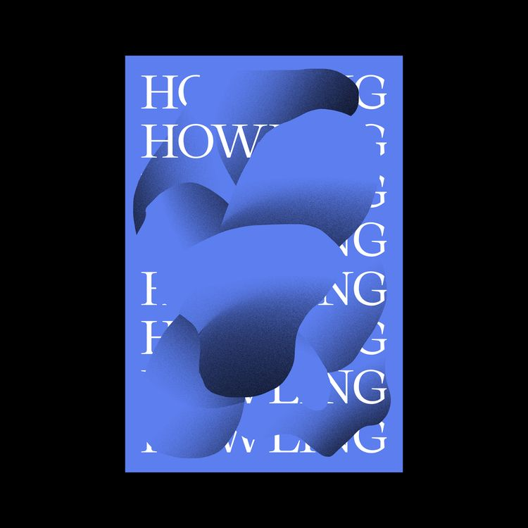 HOWLING - skrewstudio, designstudio - skrewstudio | ello