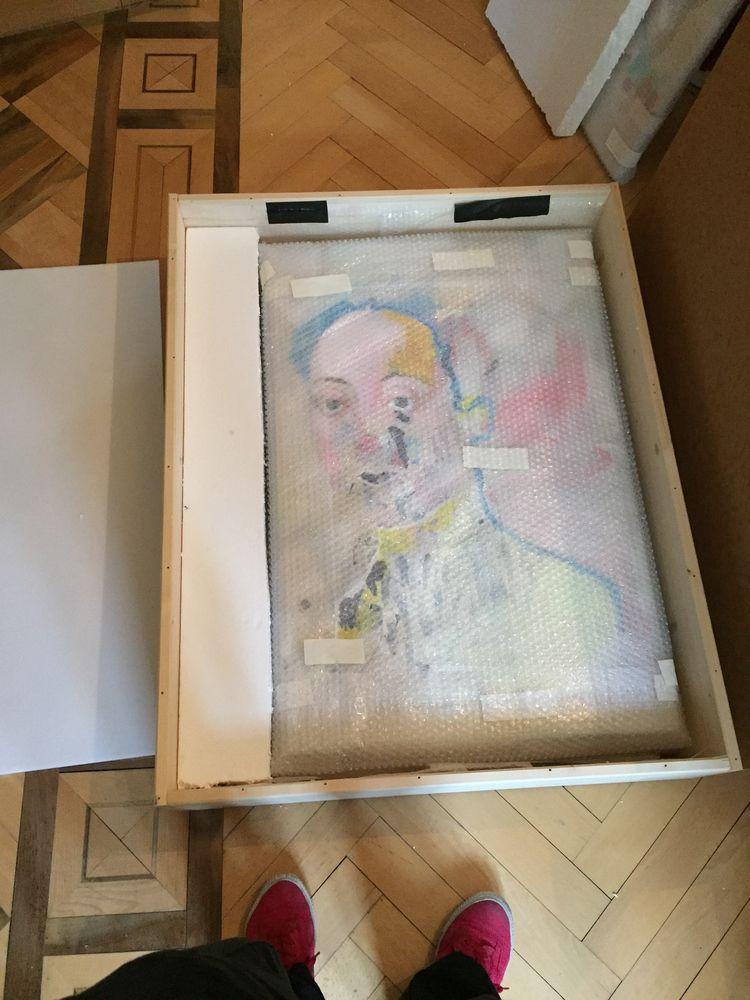 paintings Summer show Onishi pr - marijebijl | ello