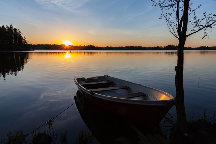 Serene eve - photography, finland - anttitassberg | ello