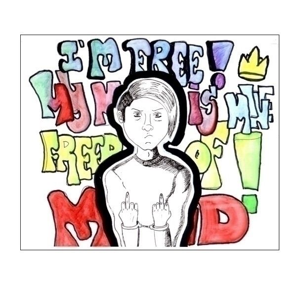 Freedom mind |school project| - palseya | ello