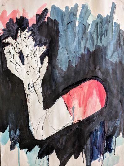 Ubuntu Paintings Gretchen Andre - internet-imperialist   ello