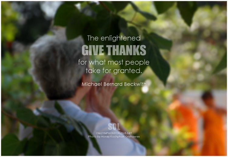 enlightened give people granted - symphonyoflove | ello