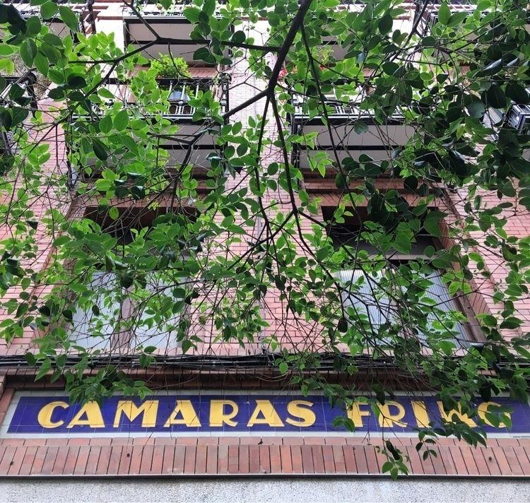 Carteles azulejados - Madrid, Chueca - antoniofse | ello
