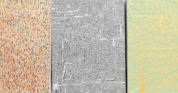 3-12×16 acrylic canvas - painting - seanstaceyarts | ello