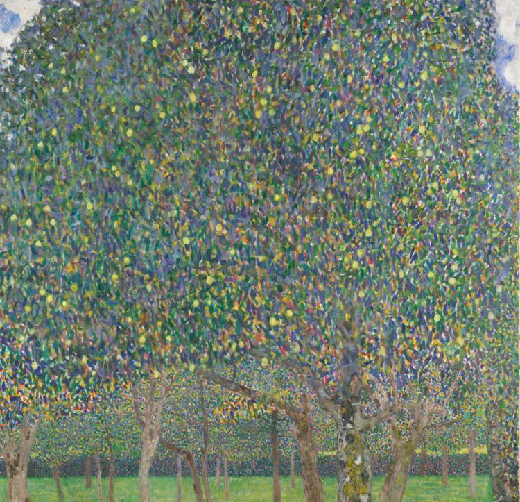 Gustav Klimt \\ Pear Tree - 19 - -ba | ello