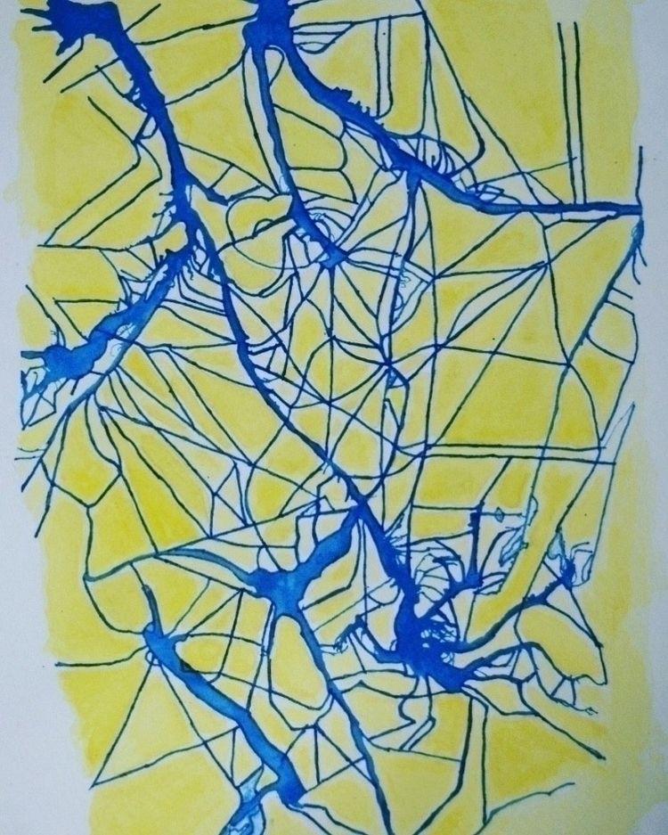 abstract, abstractartist, wip - seanstaceyarts   ello