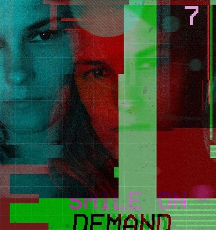 Smile demand..Glitch Twins - glitch - eadesign | ello
