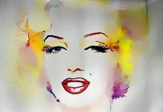 Marilyn Monroe Morphing GIF Fil - drakre52 | ello