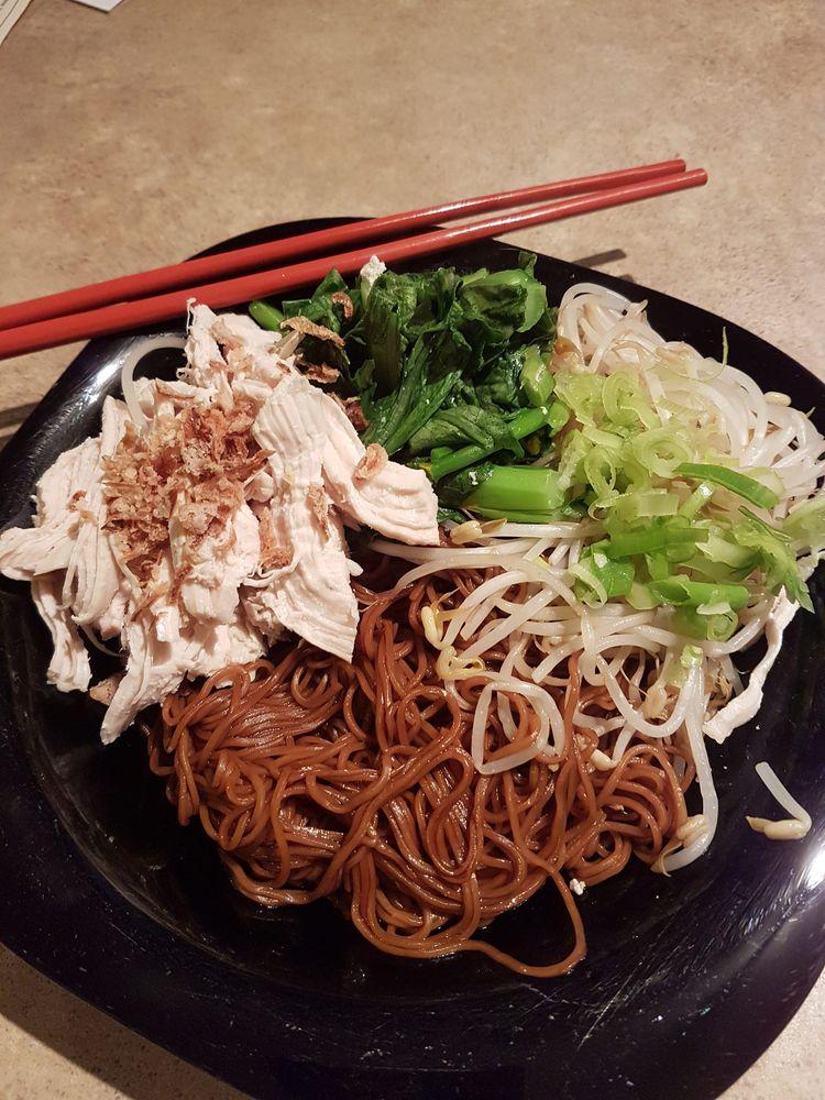 Kon Loh Mee (Fine egg noodles t - soonleenz | ello