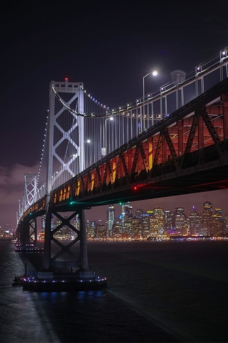 Bay Bridge Golden Gate Follow I - marvinofgi | ello