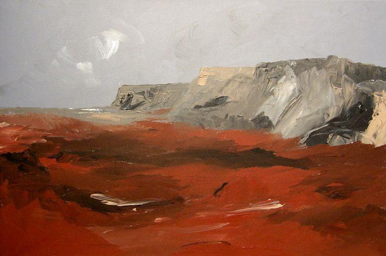 Tierra roja ✚ Red land . Juan C - artisticojuancarlos | ello