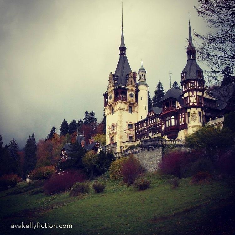 World Goth Day, Romanian Castle - avakelly | ello