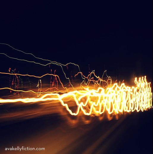 Light Painting - photography, lightpainting - avakelly | ello
