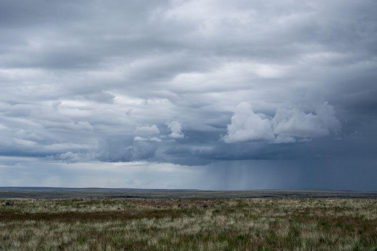 Eastern Oregon spring storm - OwyheeRiver - aramatzne | ello